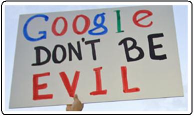 A gritos, tumbemos a Google