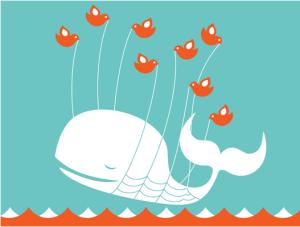 Twitter y Ballena