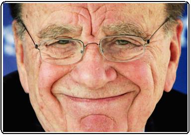 Rupert Murdoch; Alguien me puede decir que hago con mis portales de noticias en Internet