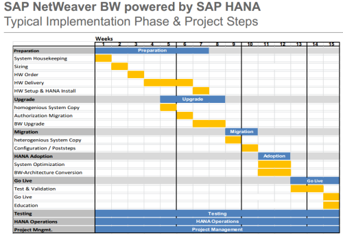 sap business one implementation methodology pdf