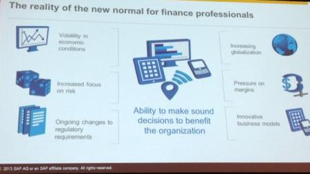 SAPPHIRENOW, La realidad de la nueva normalidad para los profesionales financieros