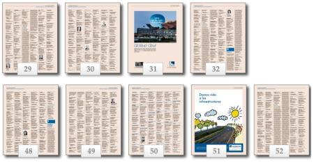 Quién Es Quién suplemento del diario Expansión del 26 septiembre 2013 (páginas sobre Consultoría e Informática)