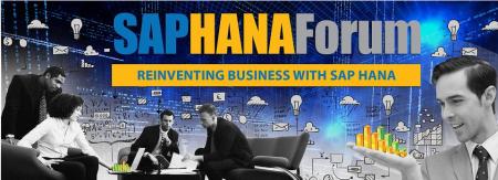 SAP HANA Forum, en Barcelona el 31 de octubre 2013