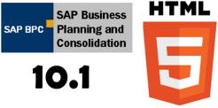 SAP BPC 10.1 basada en HTML5