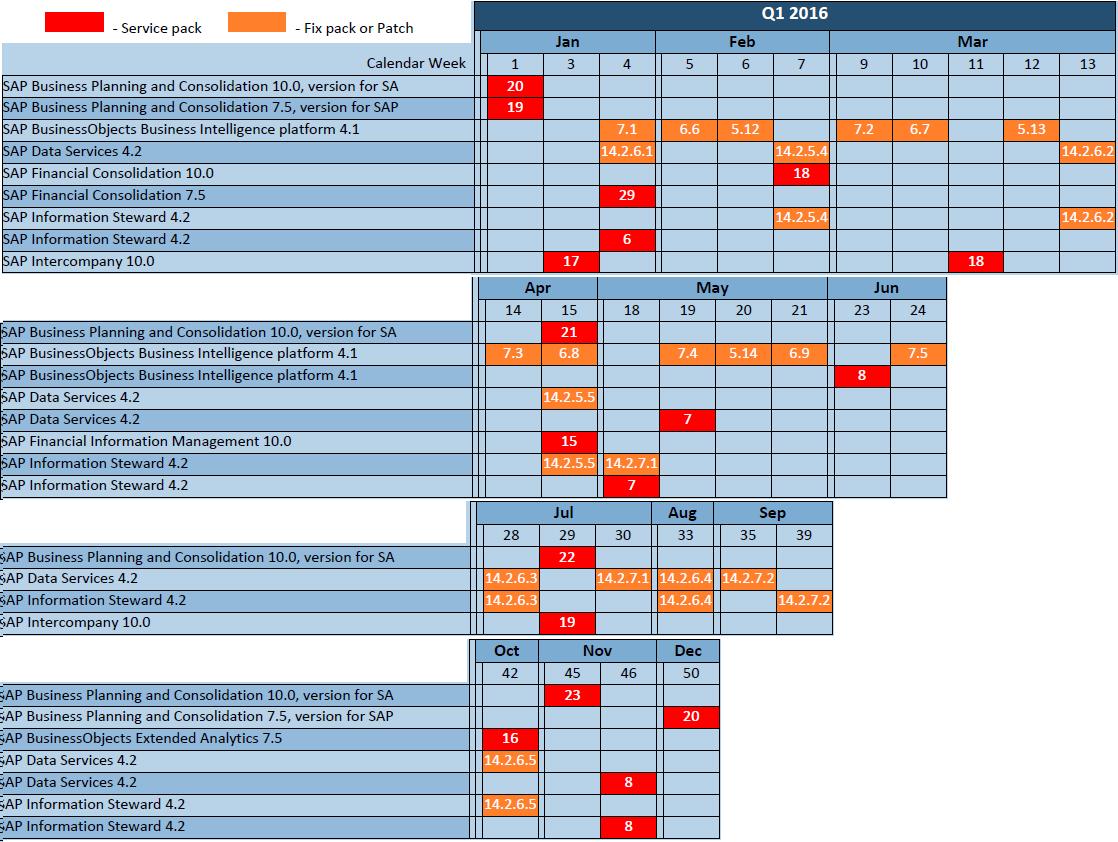 Design Studio Calendar